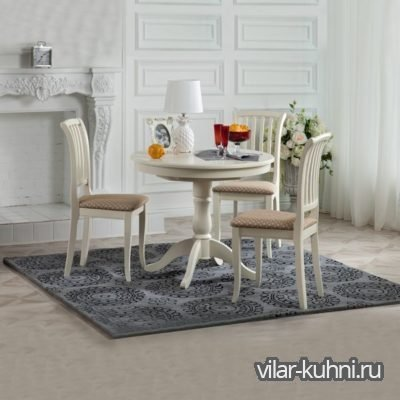 «Стол Вена + 4 Стула Марина»