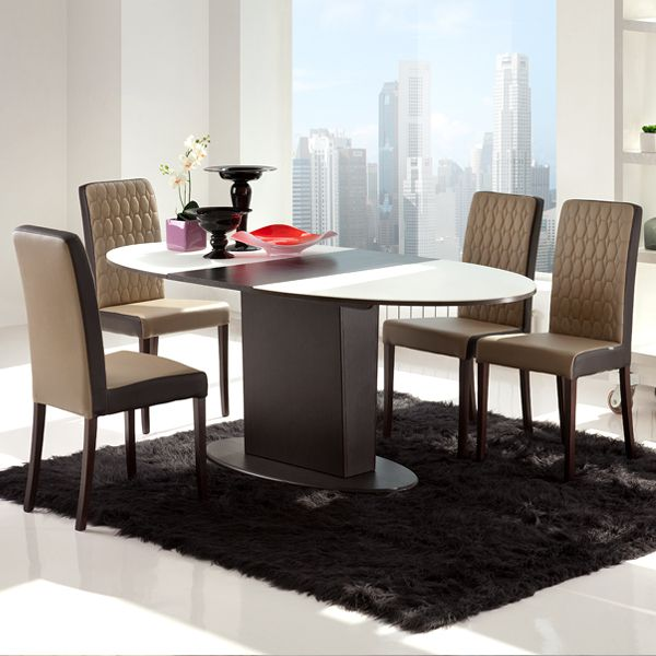«Стол Торонто + 4 стула Теодор»