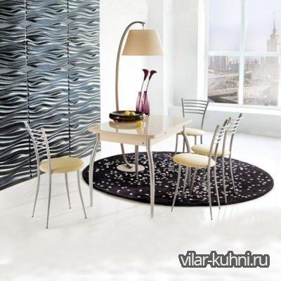 «Стол Сиэтл-СТГ+ 4 стула Вундербар»