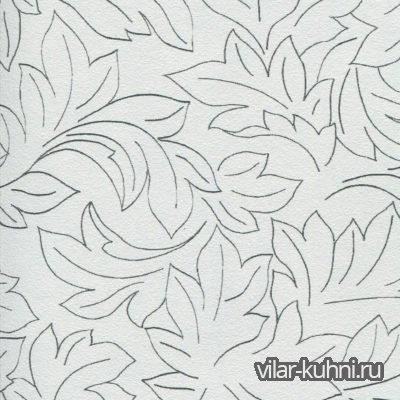 Белый узор (матовая/глянец)