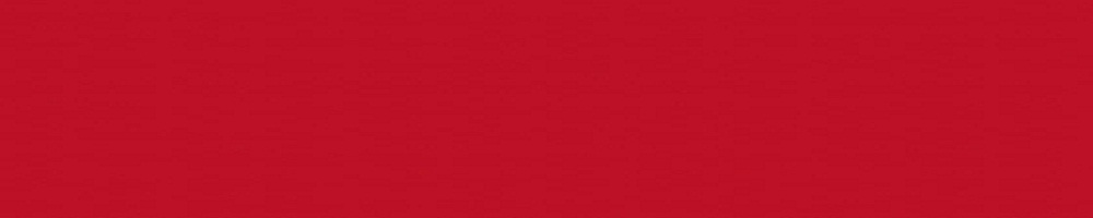 Красный китайский U321 st9  Кр.АВС/ПВХ 19,0*2,0