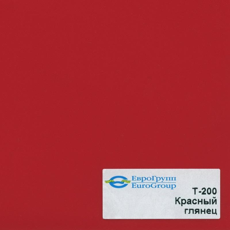 Т-200 Красный глянец