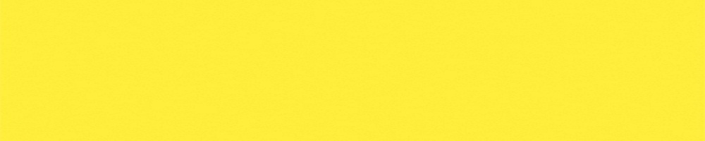 Цитрусовый желтый U 131 st9 Кромка ПВХ 35,0*2,0