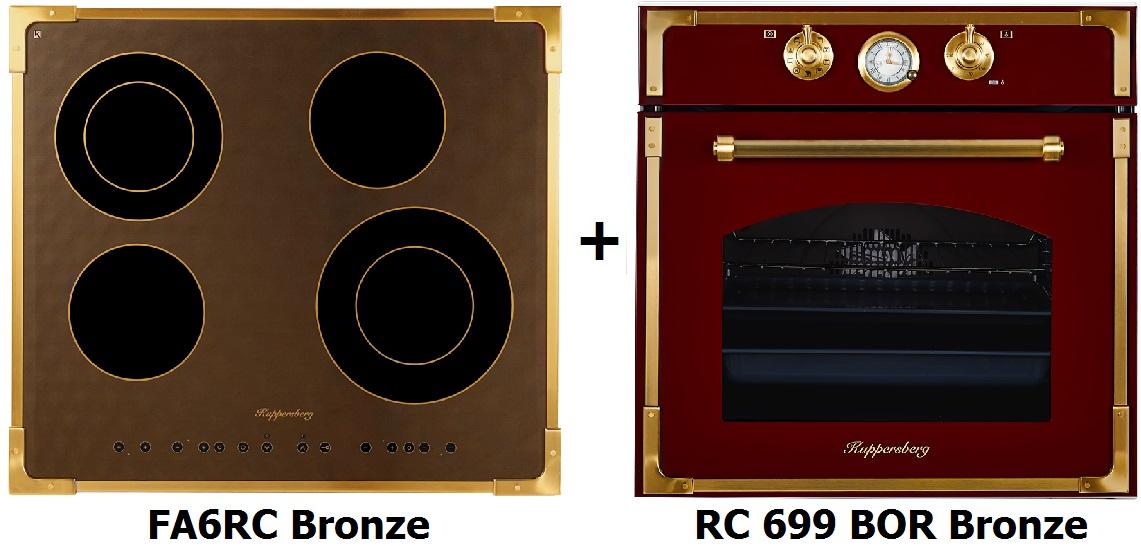 Kuppersberg (Купперсберг) FA6RC Bronze+RC 699 BOR Bronze
