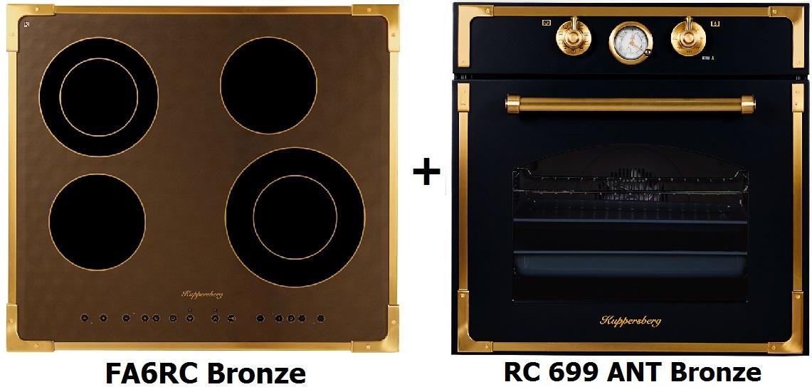Kuppersberg (Купперсберг) FA6RC Bronze+RC 699 ANT Bronze