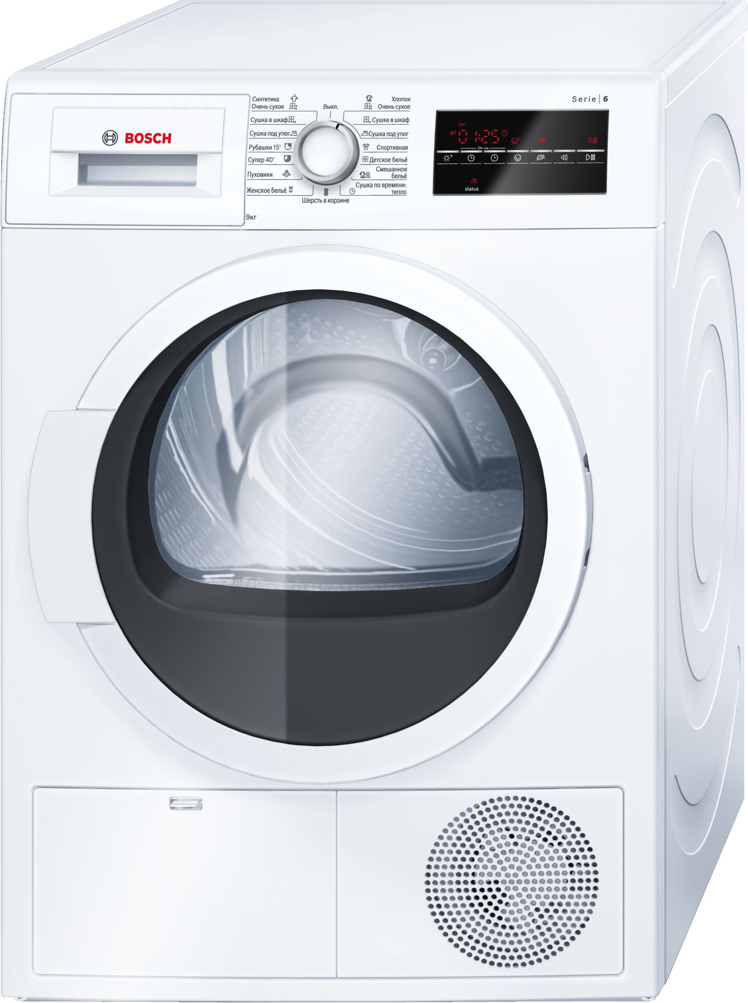 Bosch (Бош) WTG86400OE