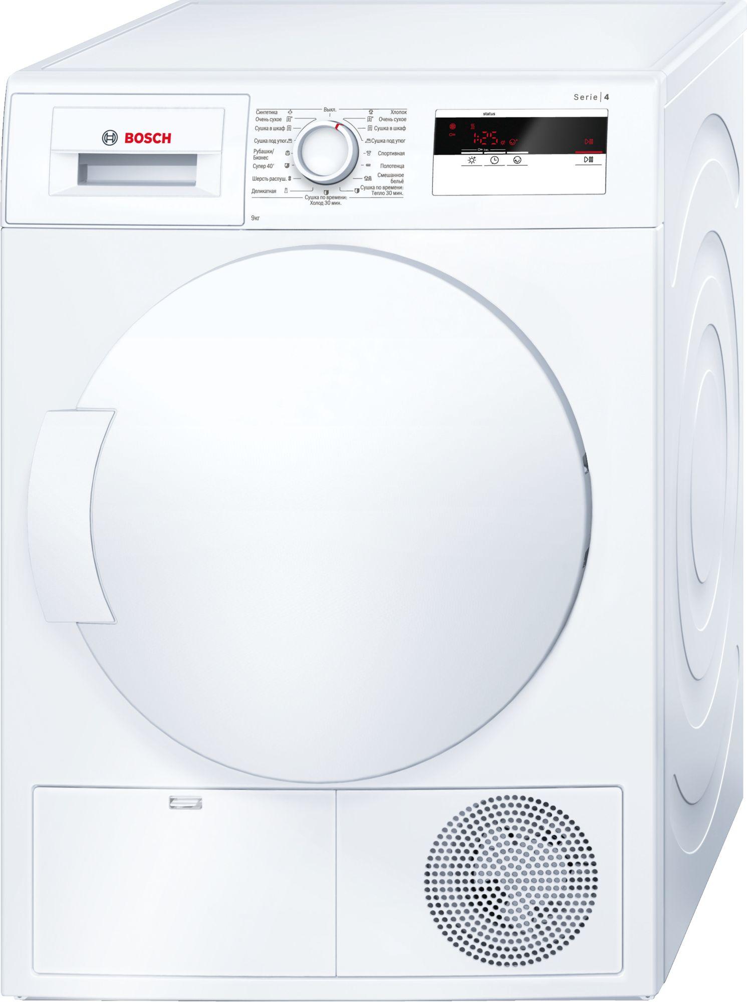 Bosch (Бош) WTH83000OE